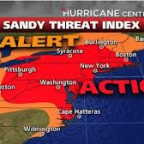 Hurricane Sandy Alert - Superstorm Expected
